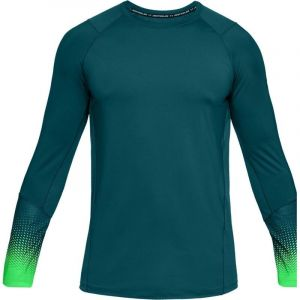 Camisa Manga Larga Hombre Under Armour Raid 2.0 Verde