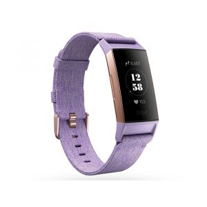 Fitbit Charge 3 Special Edition Nfc Enabled Lavender