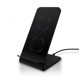 Isound Qi Wireless Charger 2 Coils 10Watts para iPhone 8, 8 Plus, X
