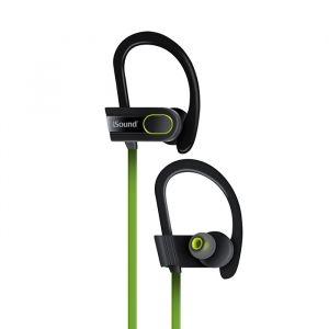 Dreamgear Sport Tone Bt Earbuds Green Black