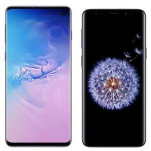"Smartphone Samsung Galaxy S10 Plus 6.3"" 8Gb Ram 512 Gb 4G - Negro"