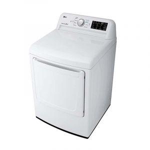 Secadora Lg A Gas De 21Kg -Blanca