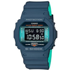 Reloj G-Shock DW-5600CC-2D Azul