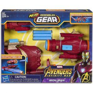Nerf Avengers Lanzador De Iron Man