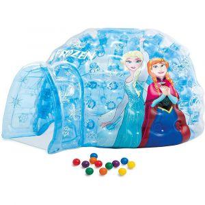 Intex Iglú Inflable Frozen con 12 pelotas