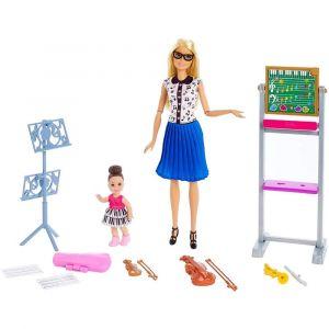 Barbie Profesora de Música