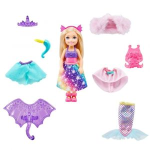 Barbie Dreamtopia Chelsea Dress Up