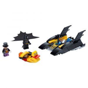 Lego DC Comics Caza del Pingüino en la Batilancha