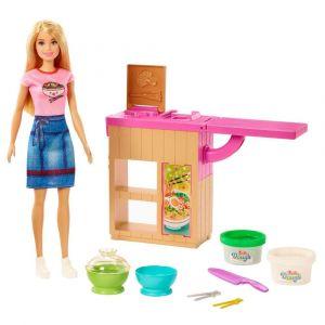 Barbie Juego de barra de fideos