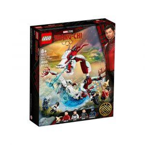 Lego Super Heroes Shang-Chi Batalla en la Vieja Aldea