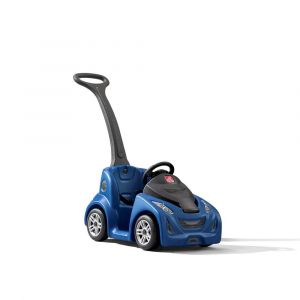 Step2 Buggy GT para Empujar Azul