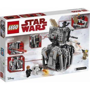 Lego Star Wars Tm Heavy Scout Walker De La Primera Orden