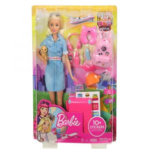 Barbie Explora y Descubre