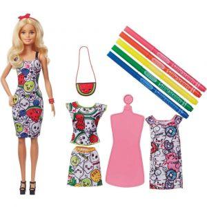 Barbie Crayola Colorea tu Estilo