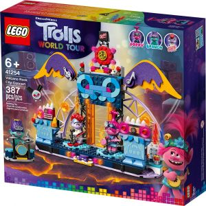 LEGO Trolls 2: Concierto en Volcano Rock City