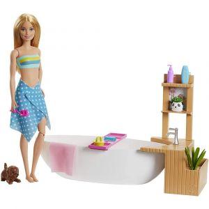 Barbie Fizzy Bath Playset