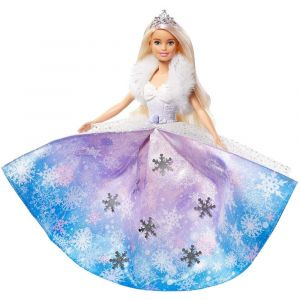 Barbie Dreamtopia Princesa de la Nieve