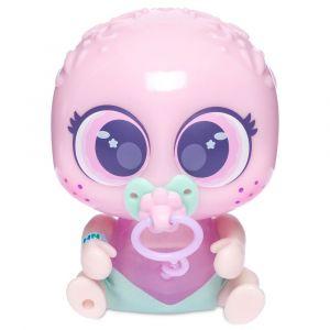 Muñeco bebé Ksi-mérito Tranquiliana edición Teikirisi rosa