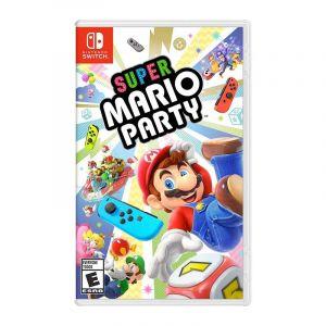 Videojuego Super Mario Party para Nintendo Switch