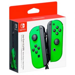 Nintendo Joy-Con (L/R) Verde Neon