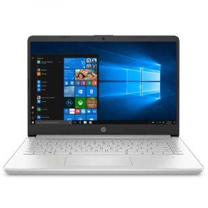 "Laptop Hp 14"" 14-Dq1004La Ssd-256 Gb Intel Core I5 8 Gb De Ram Windows 10  - Plateado"