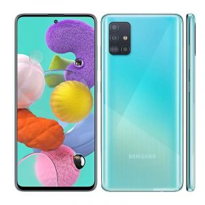 Samsung Galaxy A51 64 Gb De Memoria Interna 4Gb De Ram - Azul
