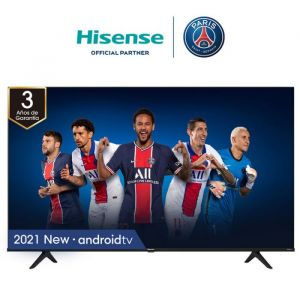 Hisense Tv De 65 Smart Tv 4K Android HDMI-3
