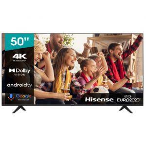 TV Hisense De 50A Smart 4K UHD Negro
