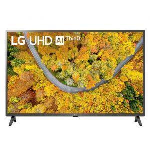Televisor 4K Tv 43 Lg 43Up7500Psf Uhd Ai Thinq Procesador Negro
