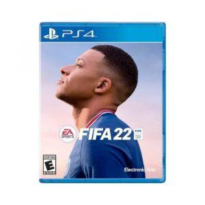 Sony Juego De Ps4 Fifa 22 Lanzamiento 1 Octubre 2021