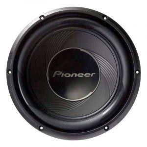 """Subwoofer Componente Pioneer De 10"""" Con Cono Impp 1200W - Negro"""