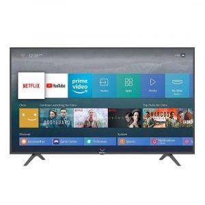 Tv HisenseLed De 43 4K Smart Tv Hdmi Usb Dvb T 4 Anos De Garantia