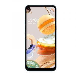 "Celular LG K61 MIL-STD 810G | 4 Cámaras Trasera 1 Frontal  | Pantalla FHD+ 6.5""  | 128GB Expandible hasta 512GB |Batería de 4000mAh |Color Blanco"