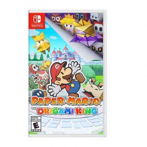 Juego Paper Mario Origami King Nintendo Switch