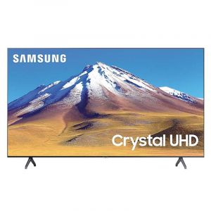 Samsung ( Un55Tu6900Pxpa) |Tv Led 55|  4K Dvbt  | Uhd Procesador |  Crystal 4K |  Optimizador De Juego Tizen | Refleja Con Toque De Movil |  2 Hdmi  | 1 Usb |   No Ethernet  | Solo Wifi | Negro