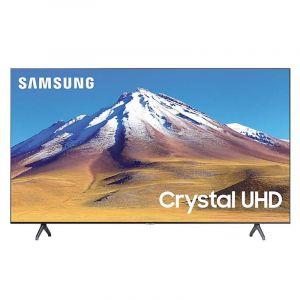 Samsung ( Un55Tu6900Pxpa) |Tv Led 55|  4K Dvbt  |Uhd Procesador |  Crystal 4K |  Optimizador De Juego Tizen | Refleja Con Toque De Movil |  2 Hdmi  | 1 Usb |   No Ethernet  | Solo Wifi | Negro