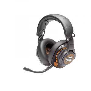 Jbl Quantum One   Over Ear  Hires Audio   Rgb Lighting Usb   3 5Mm Quantumsphere 360 W  Head Tracking Dts Hp X 2 0 Active Noise Cancellation Detachabl