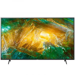 Sony ( Xbr75X807H) | Led Tv | 75 |  4K Hdr  |   Procesador X1 |  Android Tv 9.0 |  Apple Airplay 2  |  4 Hdmi  | 3 Usb | Negro