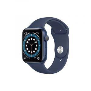 Apple Watch | S6 Gps  44Mm  | Aluminum Case With Deep Navy Sport Band | Azul