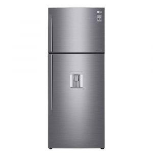 LG Refrigeradora Inverter Mecanico Gris