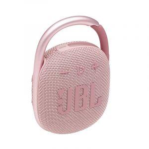 JBL Bocina Clip4 Inalámbrico Con Bluetooth Rosa
