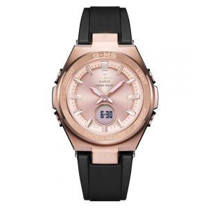 Reloj Casio G-Shock MSG-S200G-1A negro