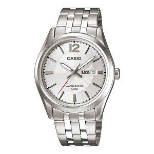 Reloj Casio Analógico MTP 1384D 7A Gris