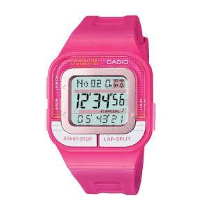 Reloj Digital Mujer Casio SDB 100 4ADF  Rosa