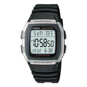Reloj Digital Hombre Casio W 96H 1A  Negro