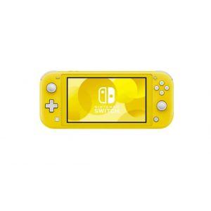 Consola Portátil Nintendo Switch Lite Amarillo