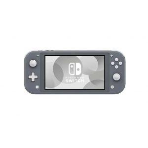 Consola Portátil Nintendo Switch Lite Gris