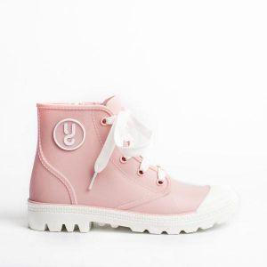 Botas para lluvia Undercover Pink Rose Women Rosado