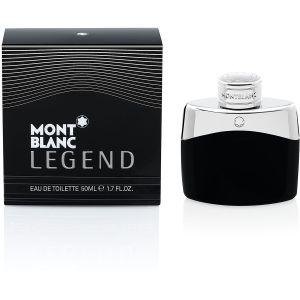 Legend De Mont Blanc Eau De Toilette 100ml
