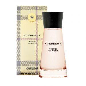 Touch For Women De Burberry Eau De Parfum 100ml